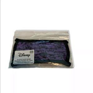 New Disney Parks Haunted Mansion Face Mask Youth M